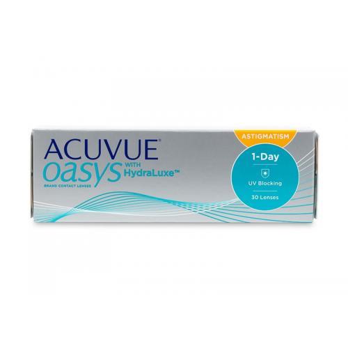 (行貨) 1 Day ACUVUE Oasys astigmatism 每日即棄型隱形眼鏡 (散光)