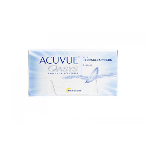 (行貨) ACUVUE Oasys with Hydraclear Plus 2 weeks 兩星期即棄型隱形眼鏡