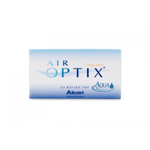 AIR OPTIX Aqua 每月即棄型隱形眼鏡 (行貨)