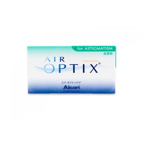(行貨) AIR OPTIX for Astigmatism 每月即棄型隱形眼鏡 (散光)